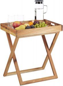 mesa auxiliar con bandeja 4