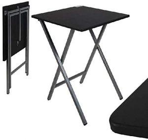 mesa plegable salon